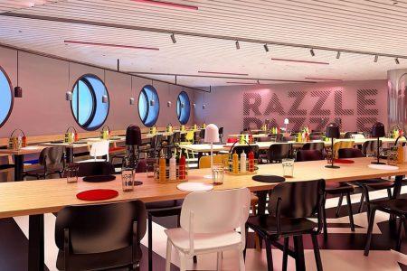 Razzle Dazzle 3 by Concrete